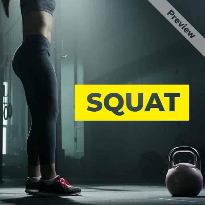Squat Sweat