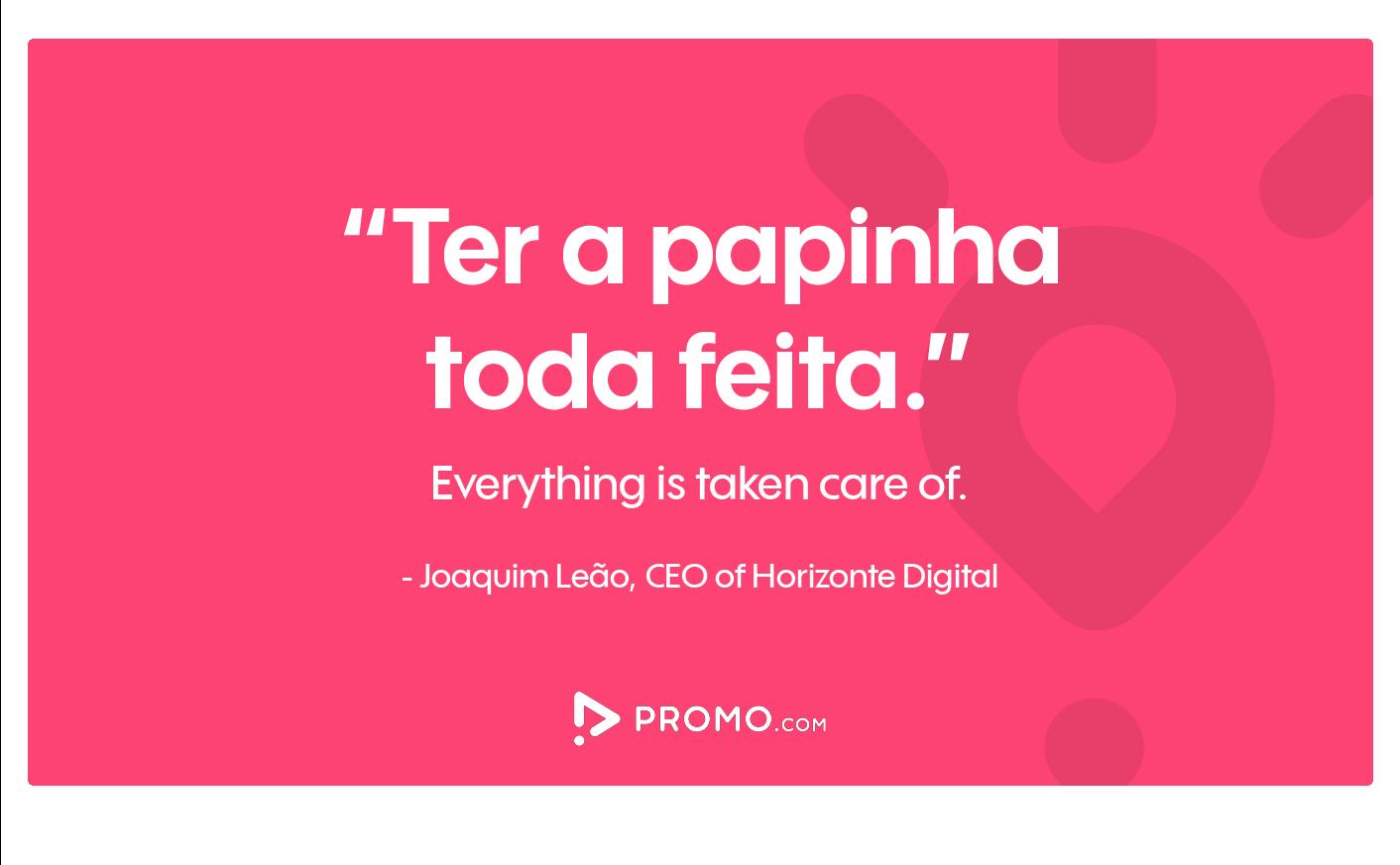 Promo.com case study