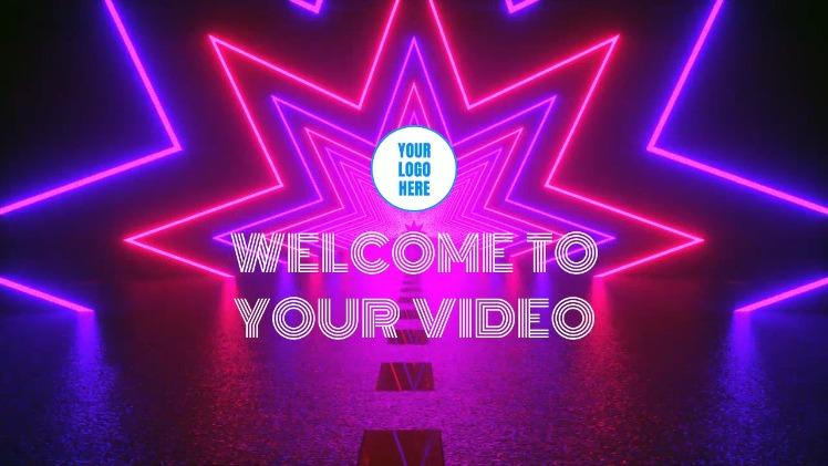 YouTube Intro - Runway Stars